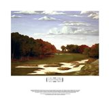 Late Season at Bethpage Black Art Print