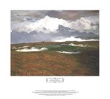Passing Weather, 17th at Sand Hills Art Print