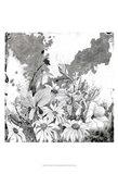 Iza's Garden II Art Print