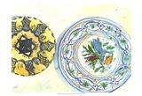 Plate Study II Art Print