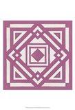 Modern Quilt VI Art Print