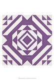 Modern Quilt VII Art Print