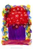 Venetian Reds I Art Print