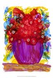 Venetian Reds II Art Print