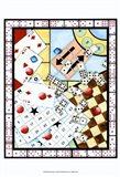 Games Galore I Art Print