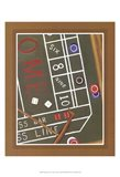 Mama Needs a New Pair of Shoes (Craps) Art Print