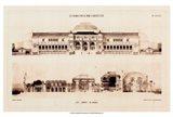 Les Grands Prix D'Architecture I Art Print