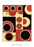 Circle of Love III Art Print