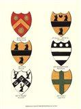 Coat of Arms II Art Print