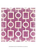Small Modern Symmetry IV Art Print