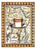 Exotic Coffee (D) II Art Print