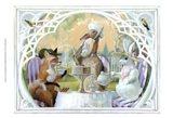 Rabbit's Tea Party Art Print