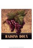 Sweet Grapes Art Print