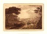 Pastoral Landscape VII Art Print