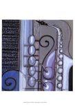 Cool Jazz IV Art Print
