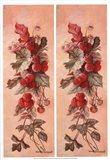 Berry Vine II Art Print