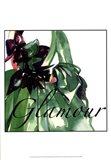 Fashion Glamour Art Print