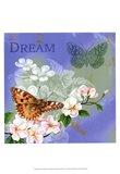 Butterflies Inspire II Art Print