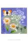 Butterflies Inspire III Art Print