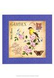 Blooming Garden III Art Print