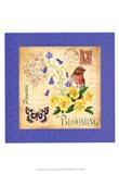 Blooming Garden IV Art Print