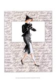 50's Fashion III Art Print