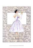 50's Fashion X Art Print