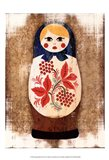 Nesting Dolls II Art Print