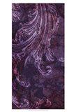 Grape Tart I Art Print