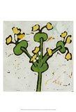 Planta Green II Art Print
