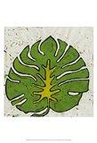Planta Green IV Art Print