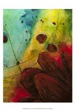 Abstract Series No. 13 II Art Print