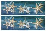 2-Up Starfish Art Print