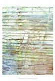 Beach Reflections I Art Print