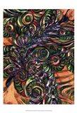 Flings II Art Print