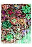 Flower Drift I Art Print