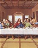 Last Supper - Detail Art Print
