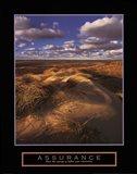 Assurance - Sand Dunes Art Print