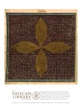 Poem 9, (The Vatican Collection) Art Print