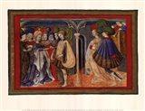 Wedding Ceremony, (The Vatican Collection) Art Print