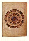 Astronomy and Astrology Tables, (The Vatican Collection) Art Print