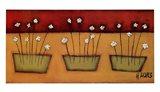 Flores du Campo Art Print