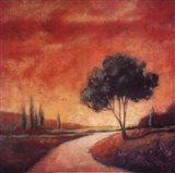 Country Road I Art Print