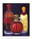 Fancy Oils II Art Print