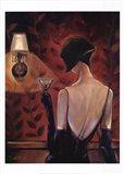 Madamoiselle Art Print