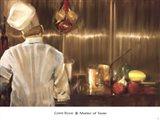 Matter of Taste Art Print