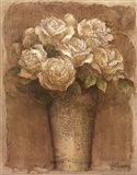 Flowers at Market Art Print