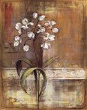 Gentle Blossoms I Art Print