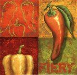 Chili I Art Print