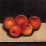 Gala Apples Art Print